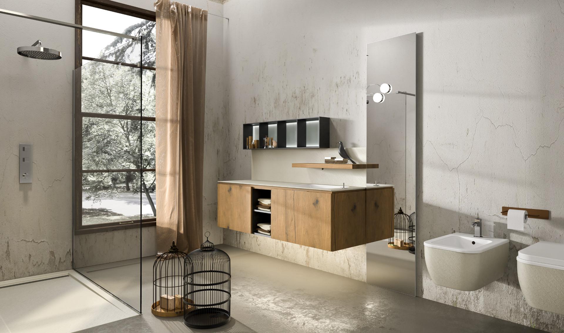 Arredo bagno: design futuristico - Arredamento - Design