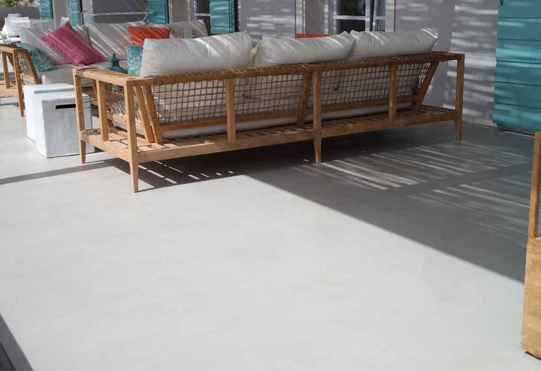 resine per terrazzi esterni